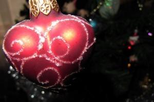 новорічне серце