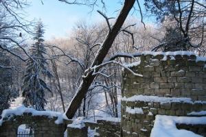 мури австрійського форту