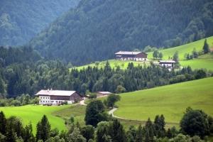 альпійські ферми
