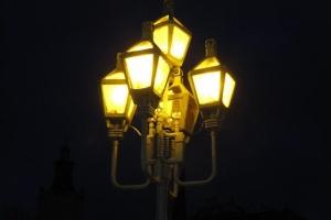 зимові ліхтарі