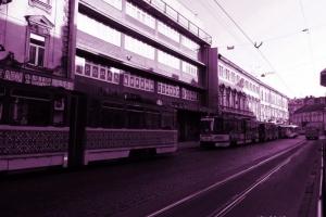 вулицями міста