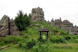 скелі Тустані