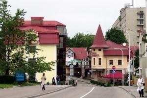 вулицями Трускавця