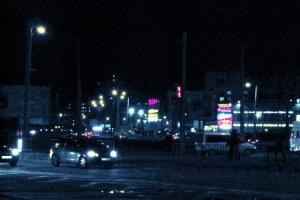 вночі