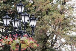 львівські ліхтарі