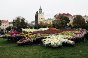Україна в центрі Львова