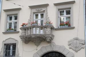 будівля бургомістра Львова у середньовіччя